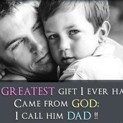 GREATEST GIFT 1 EVER HA 
