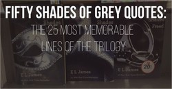 FIFTY SHADES OF GREY QUOTES: 