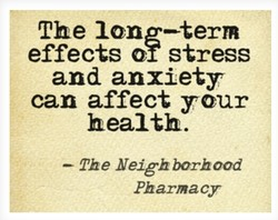 The long—term 