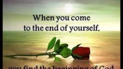 When you come 