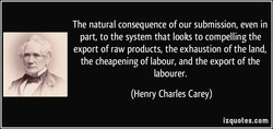 The natural consequence of our submission, even in 