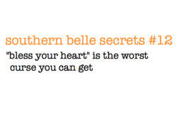 southern belle secrets #12 