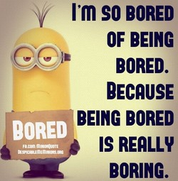 BORED 