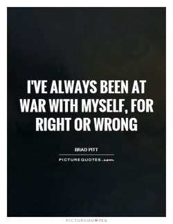 I'VE ALWAYS BEEN AT 