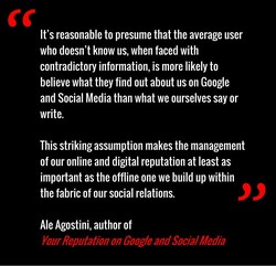 It's reasonable to presume that the average user 