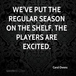 WE'VE PUT THE 