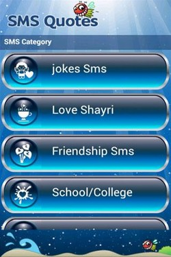 SMS Quotes 