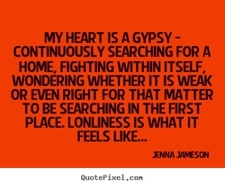 MY HEART IS A GYPSY - 