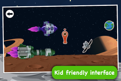 Kid friendly interface