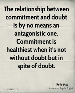 The relationship between 