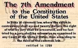 The 7th Amemdmen,t 