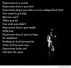 Depression is world 