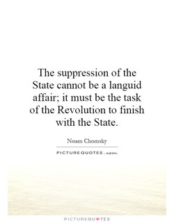 The suppression of the 