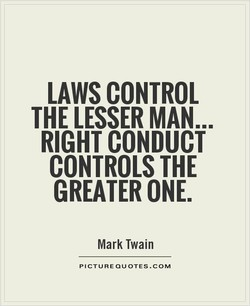 LAWS CONTROL 