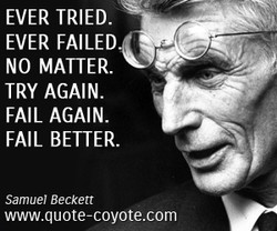 EVER TRIED. 