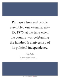 Perhaps a hundred people 