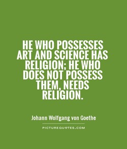 HE WHO POSSESSES 