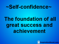 -Self-confidence- 