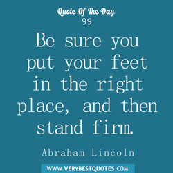 quate Of 'Day 
