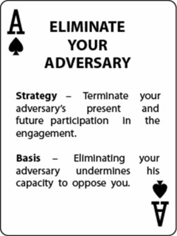 ELIMINATE 