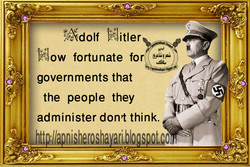 Z*dolf Hitler 