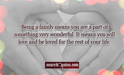 Being afamily meansyou are a port 9/ 