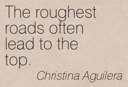 The roughest 