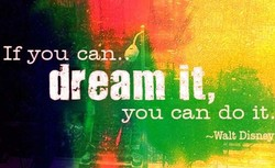 If you can. 