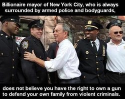 Billionaire mayor of New York City, who is always 