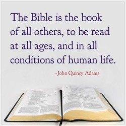The Bible is the book 