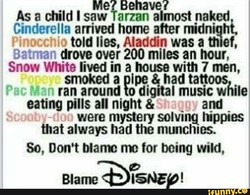 Me Behave? 