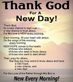 Thank God 