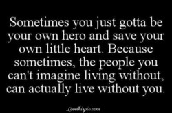 Sometimes you just gotta be 