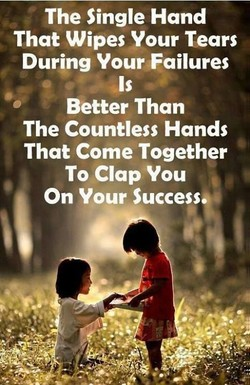 The Single Hand 