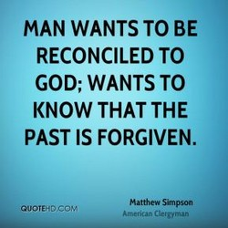 MAN WANTS TO BE 
