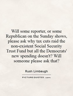 Will some reporter, or some 