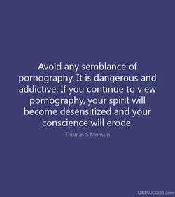 Avoid any semblance of 