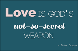 Love IS GOD' S 
