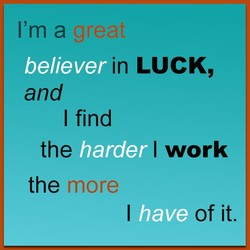 I'm a great 