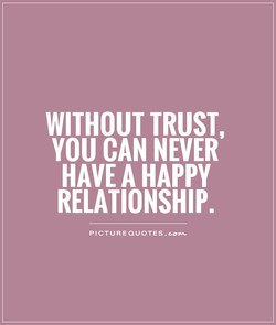 WITHOUT TRUST, 