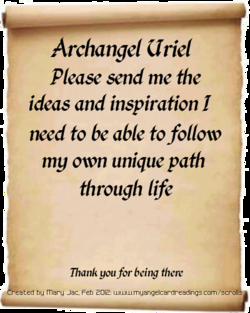 Archangel Uriel 