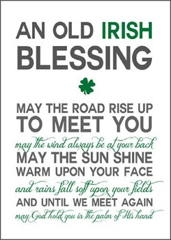 AN OLD IRISH 