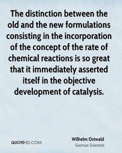 The distinction between the 