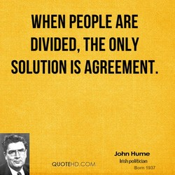 WHEN PEOPLE ARE 