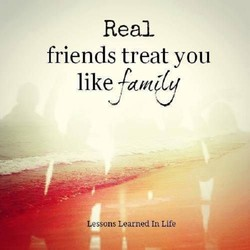 friends treat you 