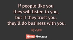 If people like you 
