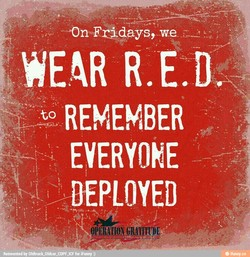 WEAR R. E.D 