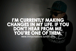 I'M CURRENTLY MAKING 
