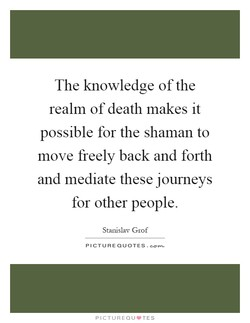 The knowledge of the 