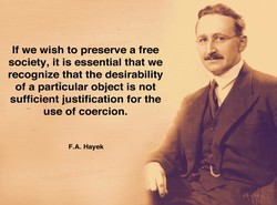 If we wish to preserve a free 